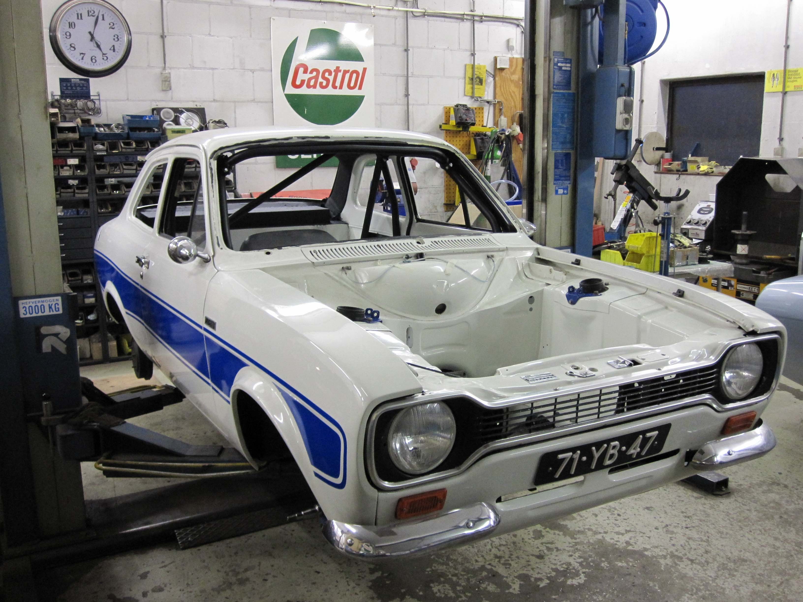 Ford Escort RS2000 MV-5
