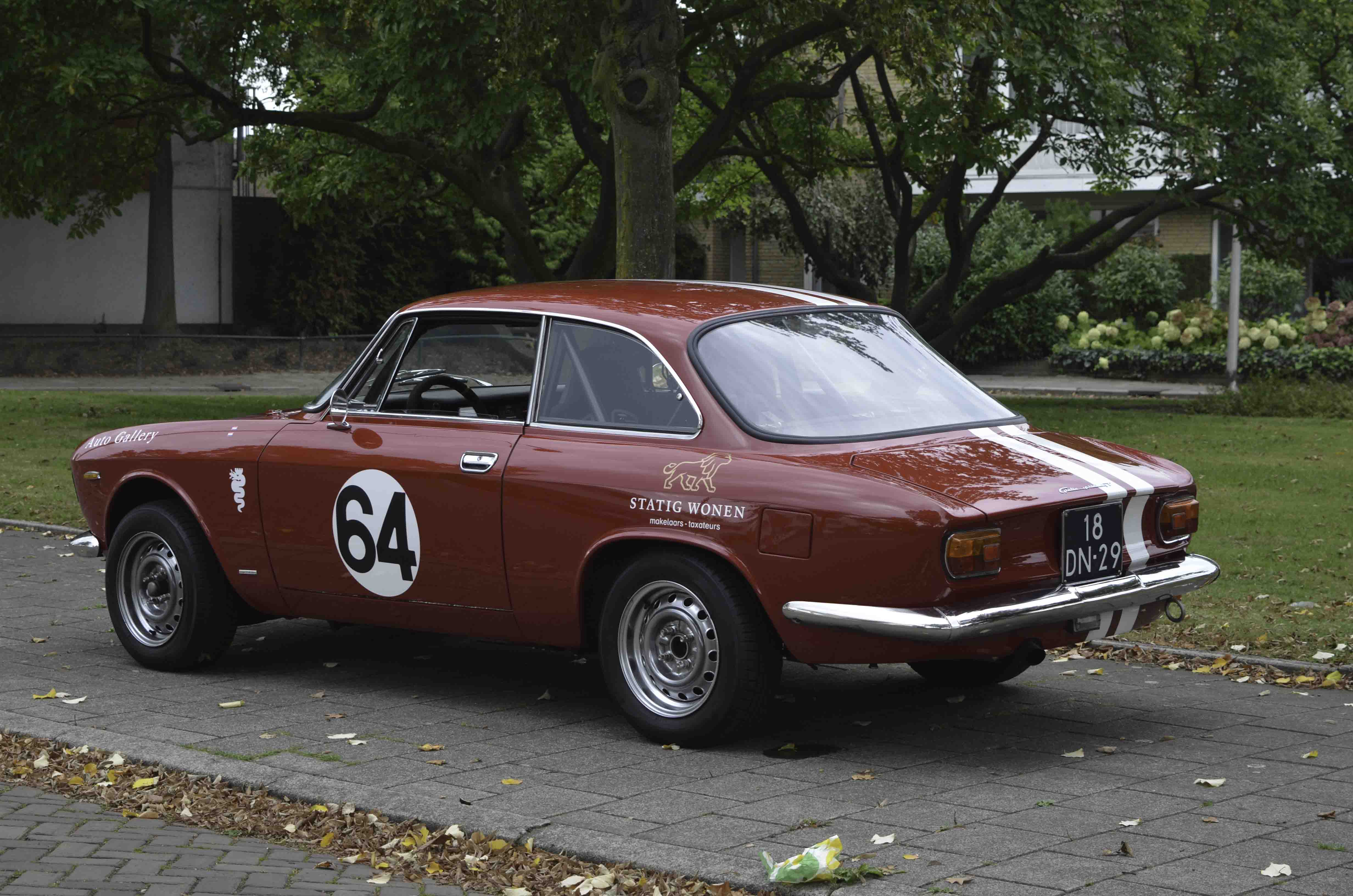 Alfa Romeo GTV – Machines with a mission (1 van 14)