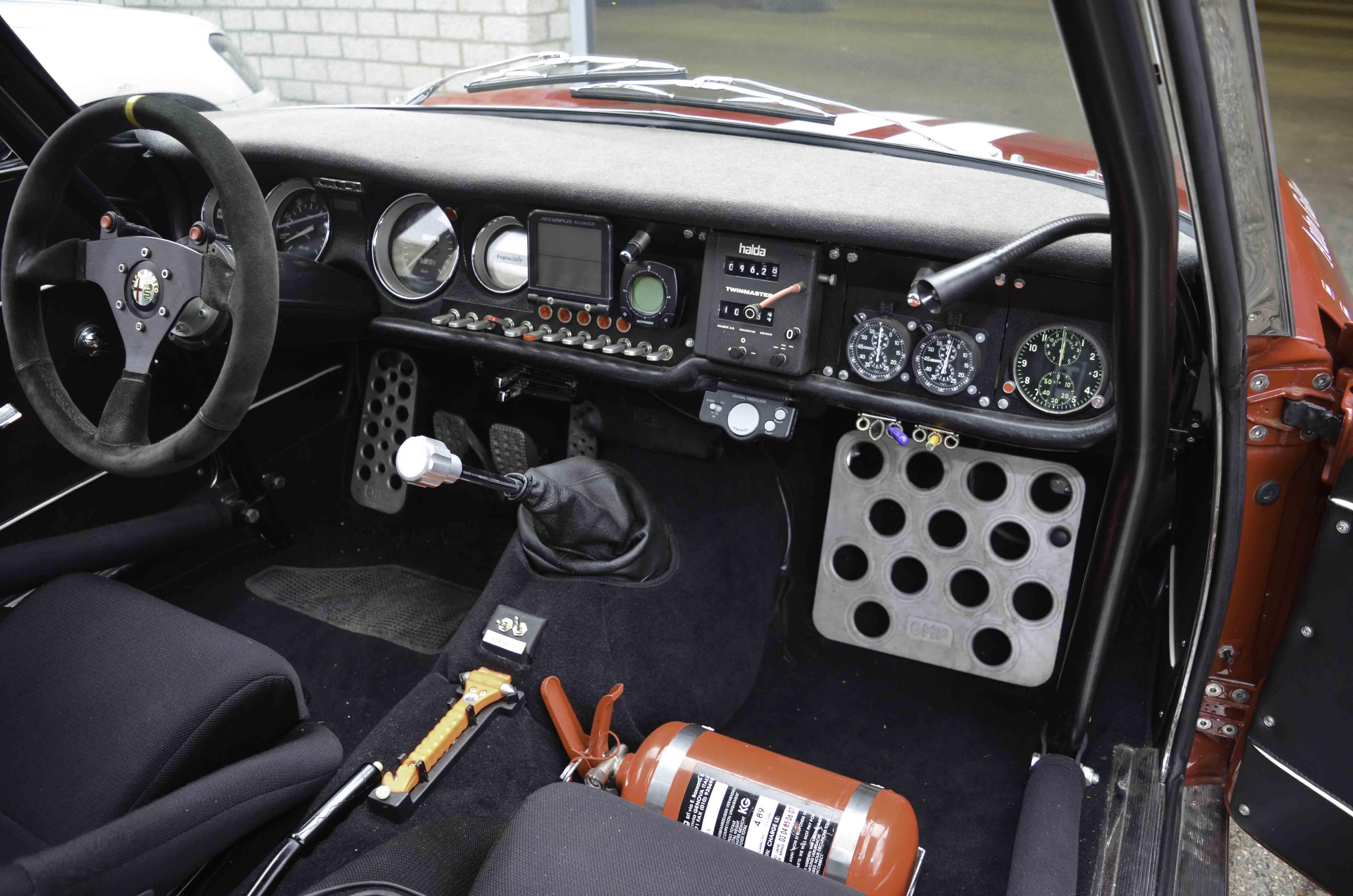 Alfa Romeo GTV – Machines with a mission (14 van 14)