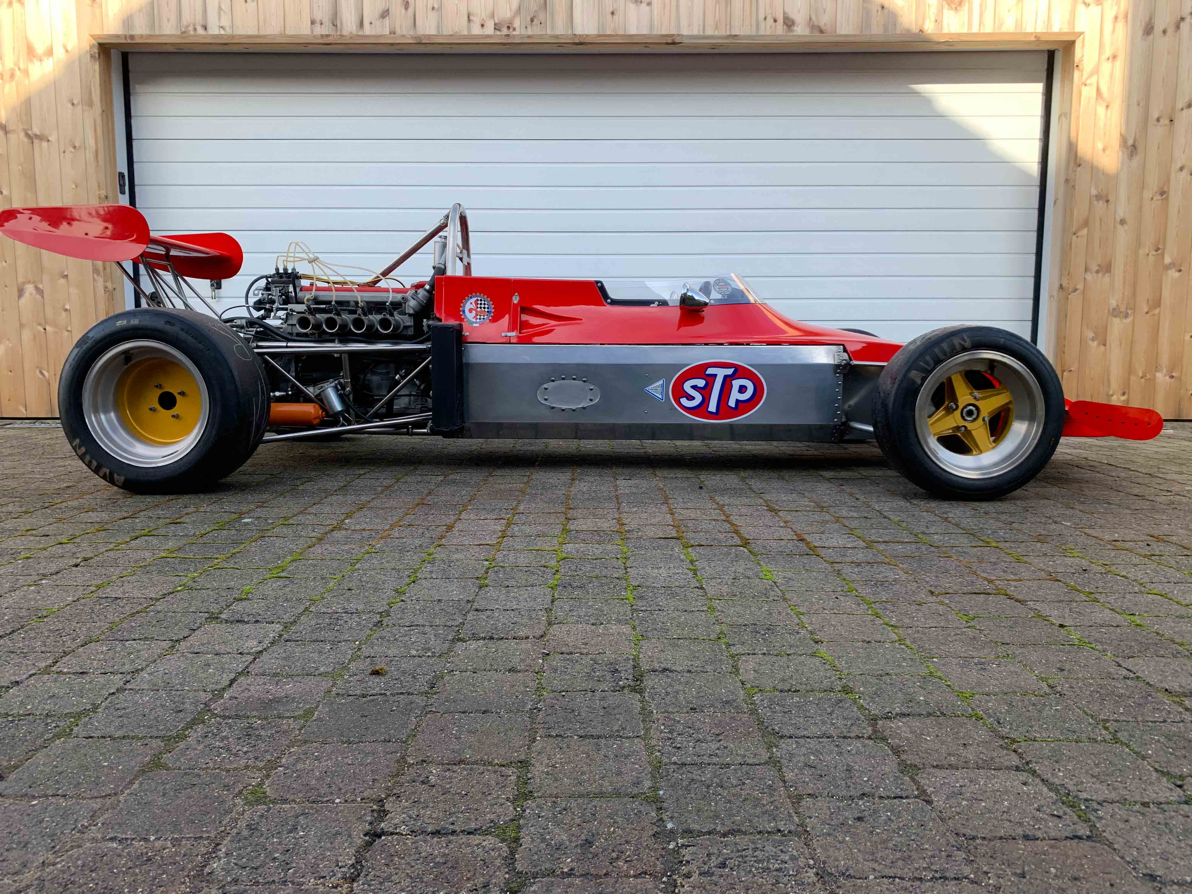 Brabham BT 38c-FR – Machines with a mission (2 van 5)