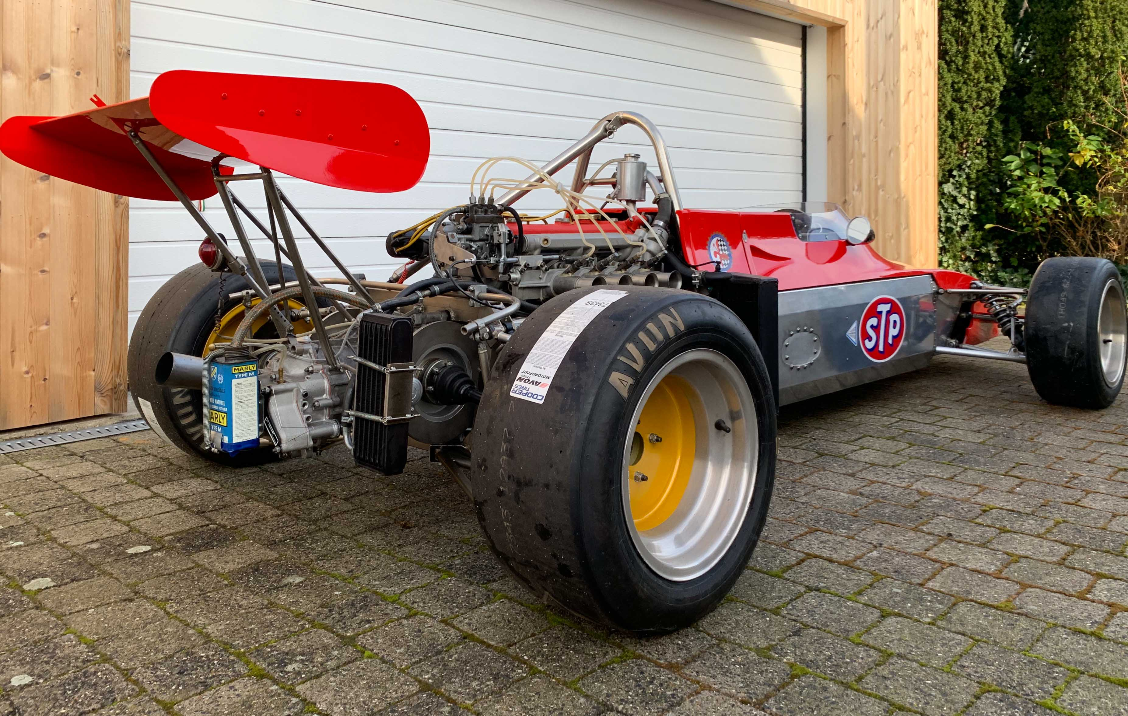 Brabham BT 38c-FR – Machines with a mission (4 van 5)