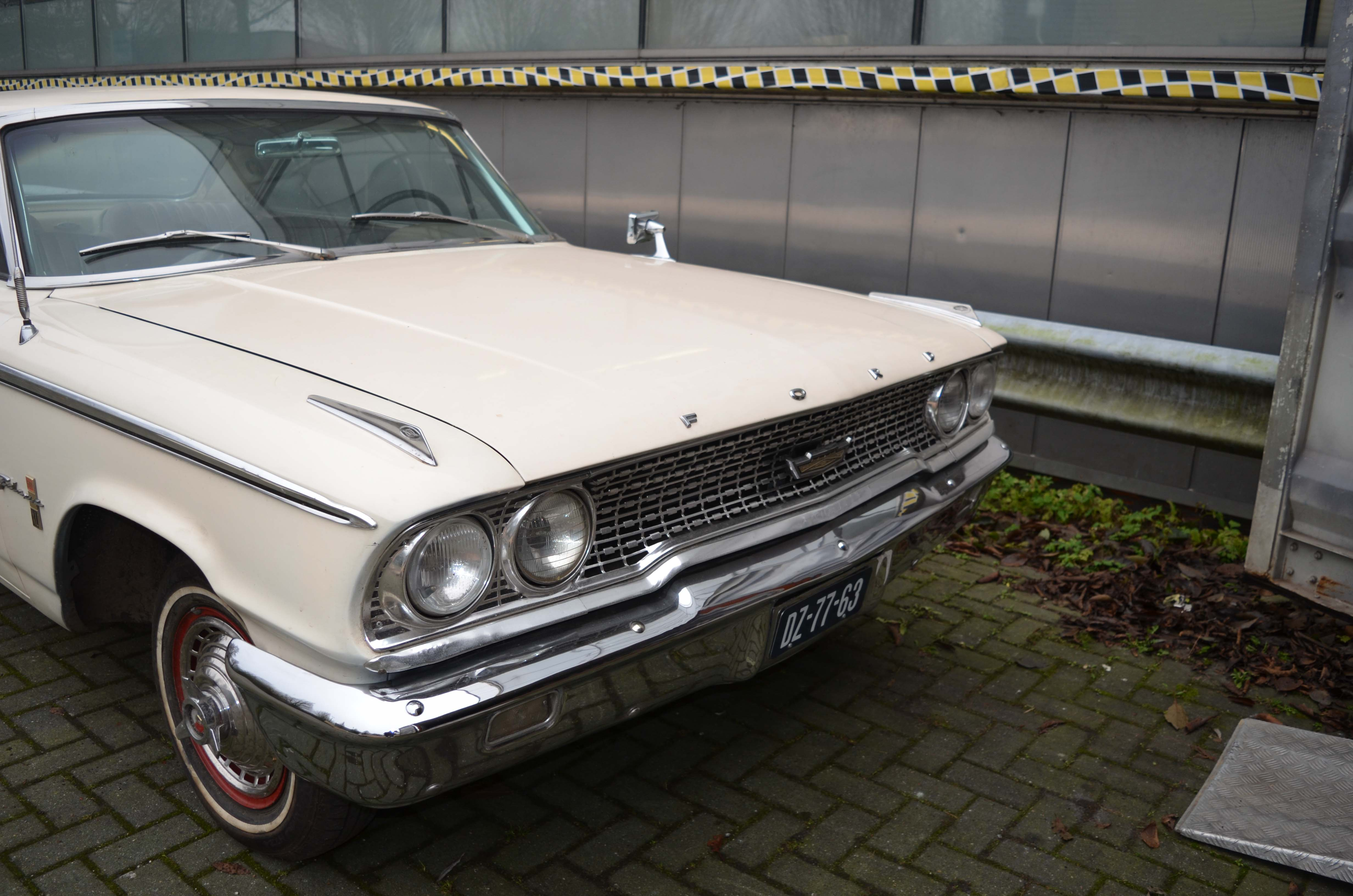 Ford Galaxie Fastback – Machines with a mission (10 van 15)