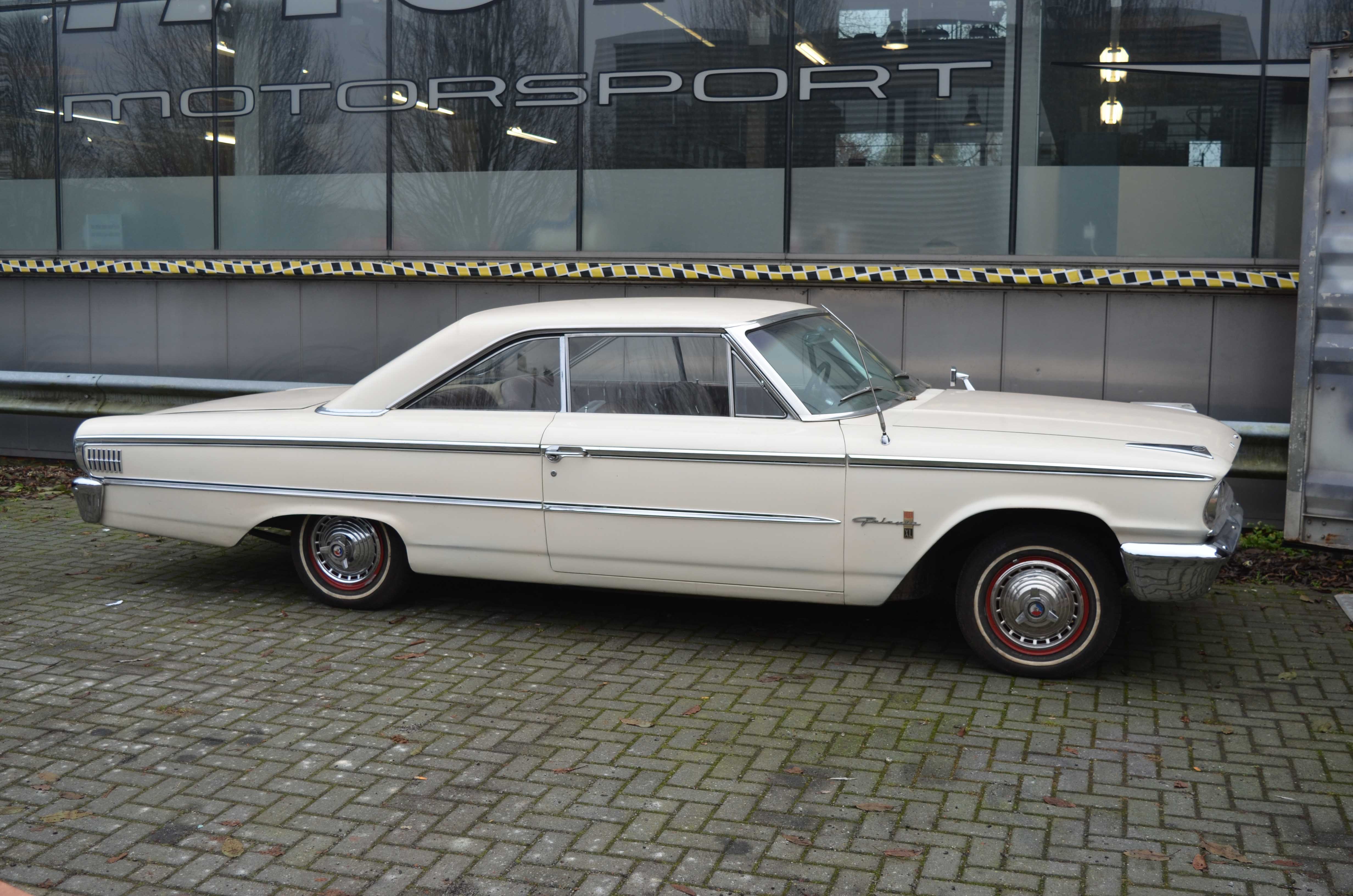 Ford Galaxie Fastback – Machines with a mission (12 van 15)