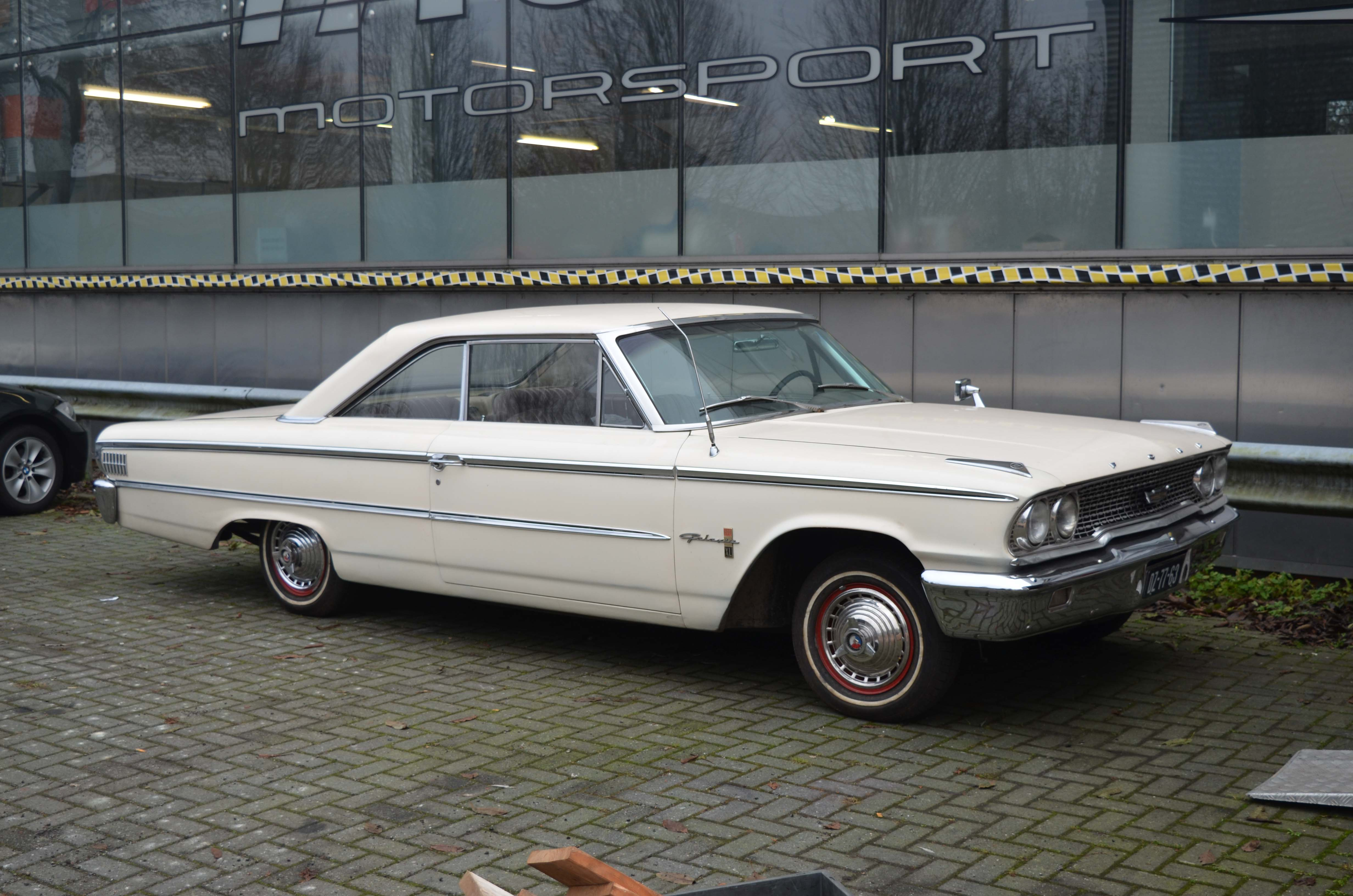 Ford Galaxie Fastback – Machines with a mission (13 van 15)