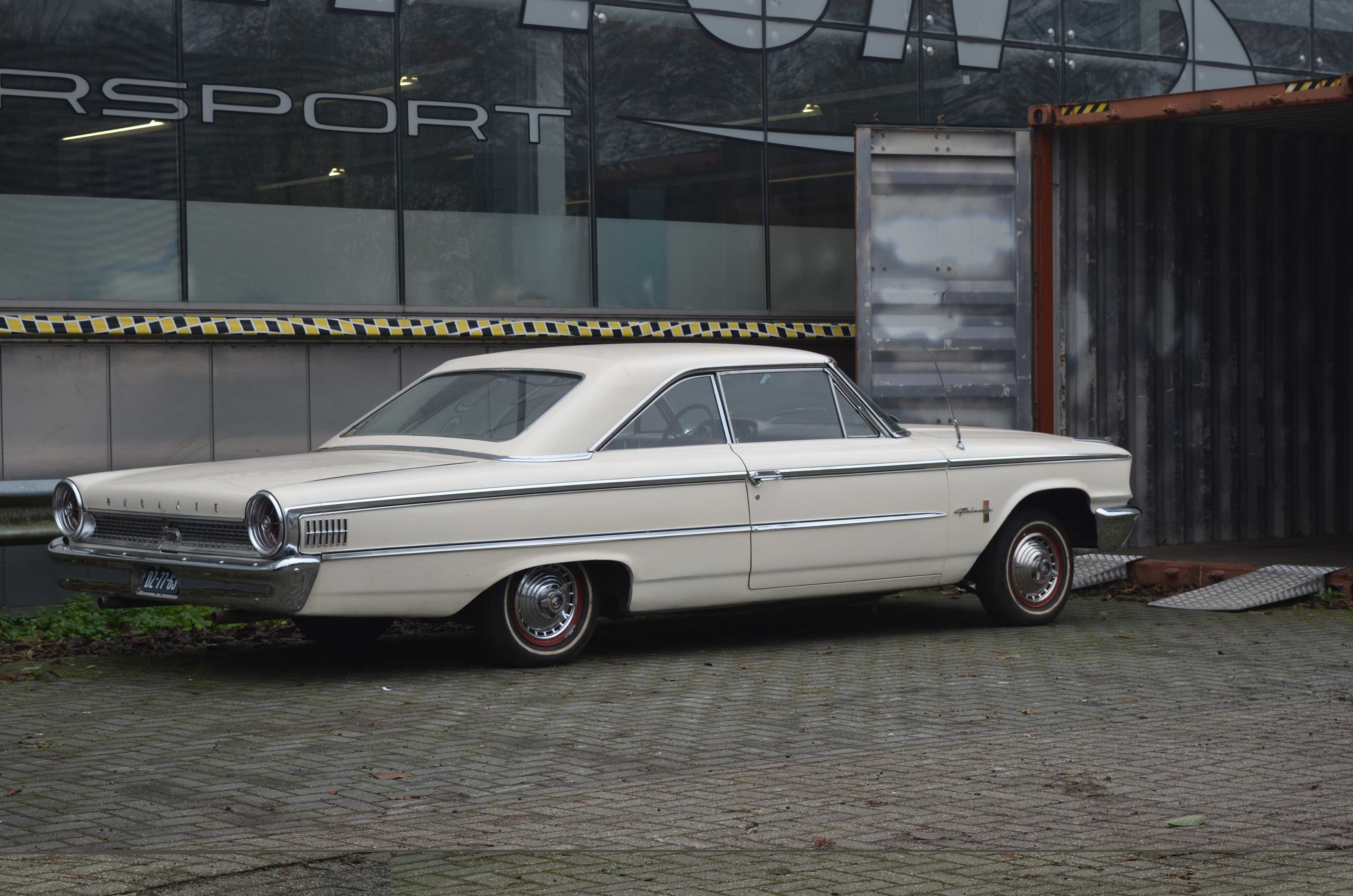 Ford Galaxie Fastback – Machines with a mission (14 van 15)