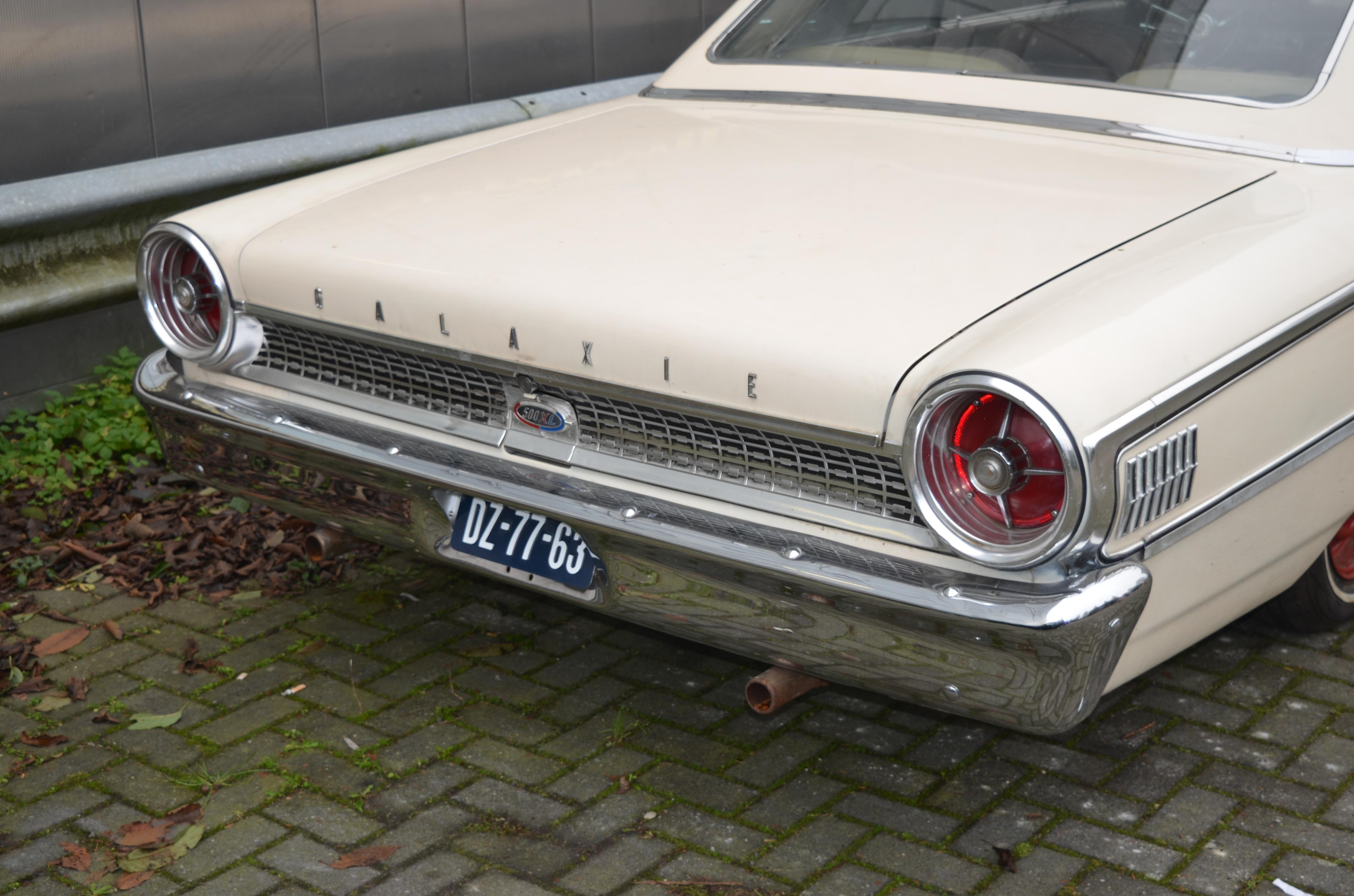 Ford Galaxie Fastback – Machines with a mission (3 van 15)