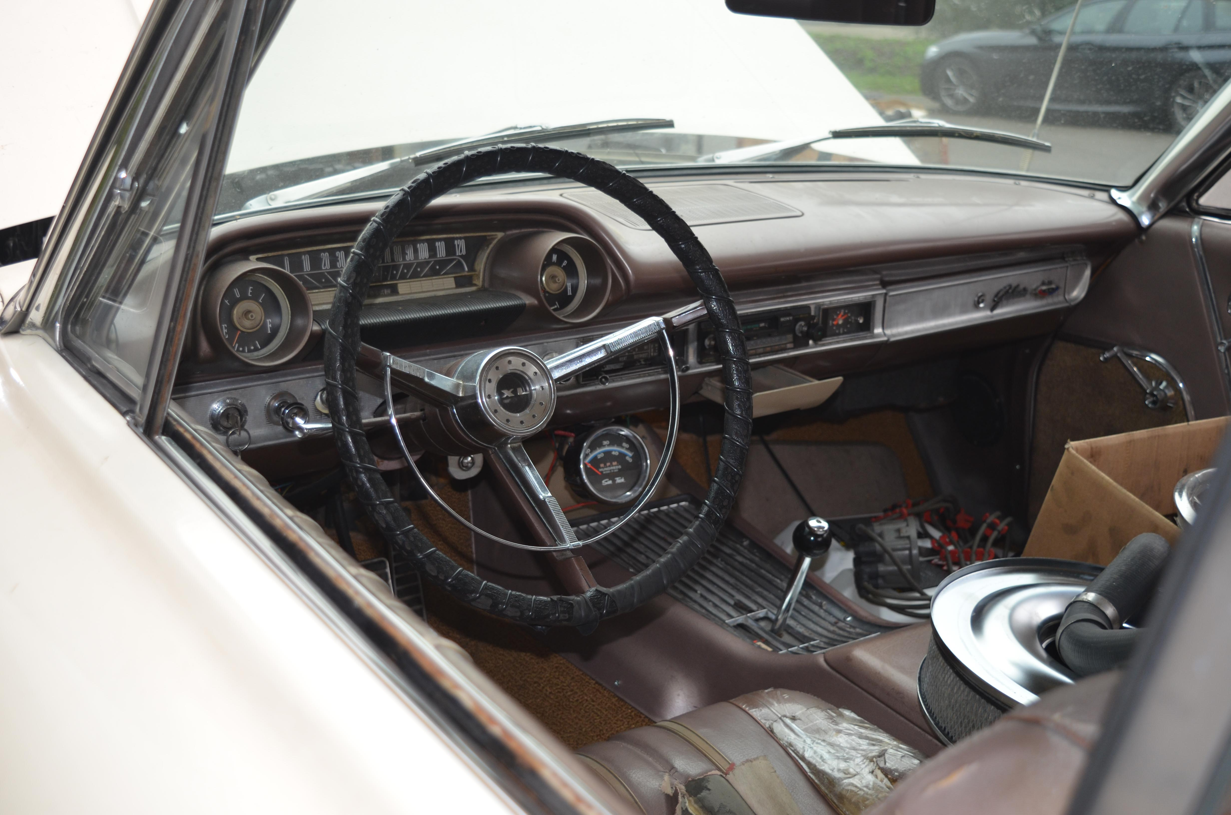 Ford Galaxie Fastback – Machines with a mission (5 van 15)