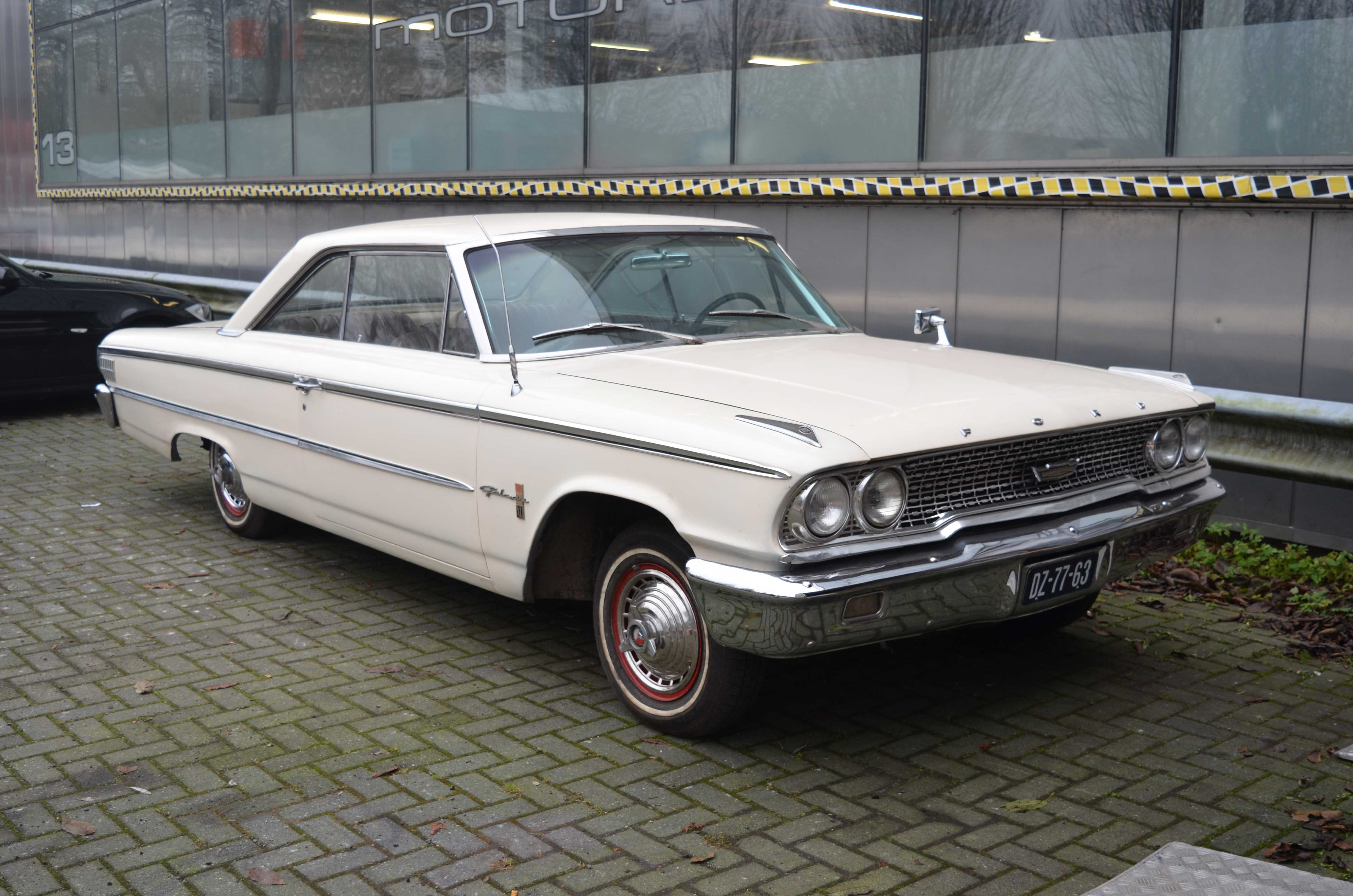 Ford Galaxie Fastback – Machines with a mission (7 van 15)